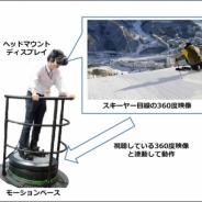 プリンスホテル、ドコモが企画開発する体感型VRアトラクションを使ったプロモーションを実施