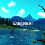 【PSVR】VRフィッシング『Catch & Release』が4月26日にリリースへ