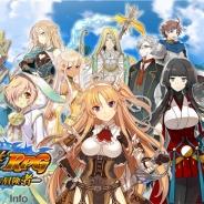 サクセス、新作ブラウザゲーム『英雄RPG 聖域の冒険者』のティザーサイト開設、ニコニコでは事前登録 自由にキャラメイクを行い地下迷宮を探索
