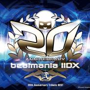 『beatmania IIDX』シリーズ20周年を記念したCD3枚組のトリビュートベストアルバムがポニーキャニオンより発売決定!