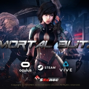 韓国SKONEC、SteamでスタイリッシュFPS『MORTAL BLITZ』を7月末に発売