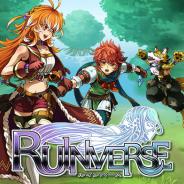 KEMCO、神話に秘められた謎を追う幻想RPG『ルインバース』をiOS/Android向けに配信開始!