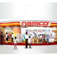バンナムアミューズメント、アミューズメント施設『NAMCO The LOHAS店』を香港の大型ショッピングモールに出店