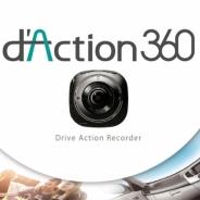 ドライブ風景をまるっと記録 シェアも手軽なドラレコ付の全天周360度カメラが発売に