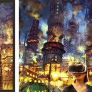 「VR ZONE OSAKA」で開催 『えんとつ町のプペル』題材のVR上映会が本日チケット予約開始…イベントには西野亮廣氏も来場
