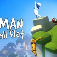 DMM GAMES、ふにゃふにゃパズルアクション『ヒューマン フォール フラット』のスマホ版を配信決定! 公式サイトで事前予約を開始