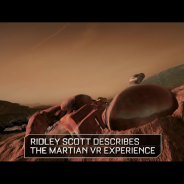 火星に取り残されるVR体験 あの映画「オデッセイ」の世界を体験するVRコンテンツがPSVRなどで配信に