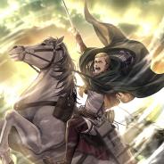 セガゲームス、『オルタンシア・サーガ』でTVアニメ「進撃の巨人」とのコラボイベント第3弾「続・オルタンシア攻防戦 獣の巨人来襲!」を開催