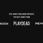Epic Games、開発者第一主義の新しいパブリッシングを発表…GEN DESIGNとPLAYDEAD、REMEDYと提携、上田文人氏のコメントも