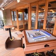 ウインライト、『ジャンナビ麻雀オンライン』プロデュースのネット連動×麻雀無料のビアバル「ジャンナビア」を新橋にオープン