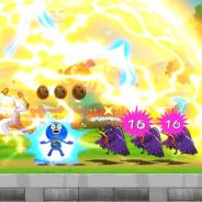 SIE、『けだまのゴンじろー フィットエンドラン』を4月に配信予定 走るゴンじろーを操作するランアクションゲーム!!