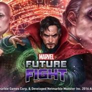Netmarble Games、『マーベル・フューチャーファイト』で映画「ドクター・ストレンジ」の公開に合わせた大規模アップデートを実施