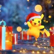 Nianticとポケモン、『Pokémon GO』でみずタイプとこおりタイプなど『ルビー・サファイア』ポケモンを追加 真っ赤な帽子を被ったピカチュウが今年も登場
