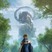 コロプラ、『最果てのバベル』の新情報として「バベル」の外部に関する情報とアートを公開!