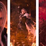 スクエニ、『FFBE』に『FINAL FANTASY VII REMAKE』より新Neo Visionユニット「伝説の英雄セフィロス」がCGムービー付きで参戦!