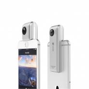 iPhoneでVR動画の撮影が可能 VRサービスのハコスコが「Insta360 Nano」の代理店に…Amazonなどで販売