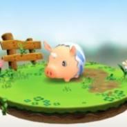 グッドラックスリー、ブロックチェーンゲーム『くりぷ豚(トン)』でアップデートを実施&特別レースを開催 無料のトン「エッグトン」が登場