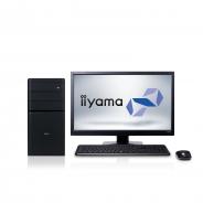 ユニットコム、Core i7-8700とGTX1060搭載のミニタワーPCを販売開始 145,778円(税込)から