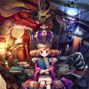 コパン、パズルカードゲーム『古の女神と宝石の射手』のAndroid版を配信開始! 追加声優に釘宮理恵、沢城みゆき…今後も重要シーンをフルボイス化