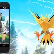 """Nianticとポケモン、『Pokémon GO』で伝説のポケモン「サンダー」と出会える新たなリサーチタスク""""でんき・ひこうタイプチャレンジ""""が5月2日に登場"""