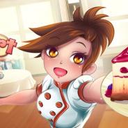スーパースピード、本格カフェ経営SLG『Dessert Chain: 私のクッキングデザートカフェ!』をau スマートパスでリリース!