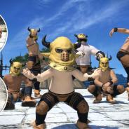 スクエニ、『FFXIV』で『DQX』コラボイベント「あらくれ男と未知なるゴーレム」を復刻開催!