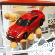 【クリスマスおもちゃ見本市】タカラトミー、手のひらでエンジンが体感できる「トミカ4D」を10月より始動!
