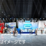 【TGS2016】セガゲームス、ブースでのステージイベントとステージ生放送の全スケジュールを公開