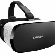 ジェネシスホールディングス、一体型VR HMD『DIGI+ DGP-VRG01』を販売開始 価格は52,800円から