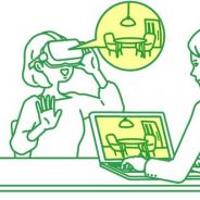 リコー、VR Presenterを提供開始 VR端末の360°映像を同時にPCで閲覧…VR内見でより的確な接客も