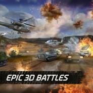 グリー、3Dアクションストラテジーゲーム『League of War』をApp Storeで配信開始