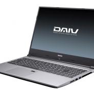 マウスコンピューターのブランドDAIV、 Core i7-9750H搭載の15.6型ノートパソコン2機種の発売…GTX1650やRTX2060などを採用