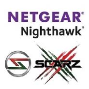 家庭用無線 LAN ルーター『Nighthawk』を展開するネットギアジャパン、プロe-SportsチームSCARZのスポンサーに