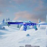PUBG、『PUBG MOBILE』でレベルアップ銃器スキン「Mini14(Ice Penguin)」が「Survivorクレート」に新登場!