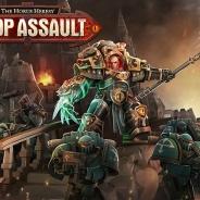クルーズとComplex Games、ネイティブゲーム『Warhammer 40,000 Horus Heresy: Drop Assault』を開発中…世界的な人気ミニチュアボードゲームが題材