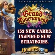【米Google Playランキング(8/29)】「The Grand Tournament」で活性化の『Hearthstone Heroes of Warcraft』が急浮上、グリーとgumiの日本勢もTOP30に復帰