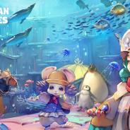 Aiming、『CARAVAN STORIES』にて登別マリンパークニクス、仙台うみの杜水族館、名古屋港水族館とのコラボを開催