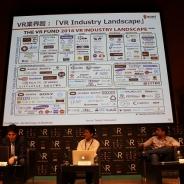 【Japan VR Summit】コンテンツへの投資に対する問題点とは 投資家から見たVR戦略を取材