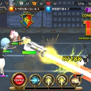ガンホー、『レジェンド オブ キングダム』×「まどか☆マギカ」コラボでマルチプレイ対応の特別クエストが登場決定 魔法少女たちの武器も公開