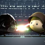LINE、『LINE:ディズニー ツムツム』新イベント「惑星から帝国軍を追い払おう!」開始 新TVCM「スター・ウォーズ/2016 冬」篇も放映