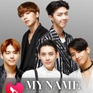 トライアングル、韓国出身のアイドルグループMYNAMEと恋する『MYNAME ADDICT-秘密の恋-』を配信開始