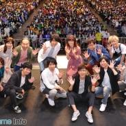 大人気アニメ『おそ松さん』のスペシャルイベント「フェス松さん'16」が本日開催! 7万人が大熱狂したイベントの模様をお届け