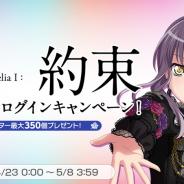 ブシロードとCraft Egg、『ガルパ』で劇場版「BanG Dream! Episode of Roselia」上映記念キャンペーンを4月23日より開催!