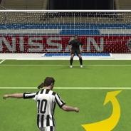 KONAMI、『Winning Eleven FLiCK』フリックキックのミッションを計50ステージ収録した「UEFA Champions League(UCL)」公式ライセンスアプリ