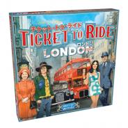 ホビージャパン、大ヒット鉄道アドベンチャーゲーム「チケット・トゥ・ライド」シリーズ最新作 「チケット・トゥ・ライド:ロンドン」日本語版を9月上旬発売