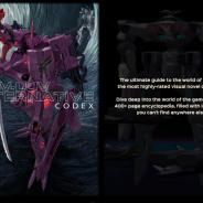 aNCHOR、『マブラヴ オルタネイティヴ』公式設定資料集(英語版)をSteamで販売開始! 日本語版も準備中!