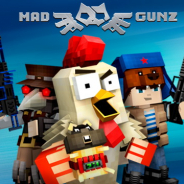 デルソル、『オンラインシューティングゲーム★Mad GunZ』をau スマートパスでリリース!