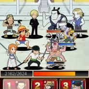 バンダイナムコゲームス、GREEで配信中の『ONE PIECE アドベンチャーログ』のフィーチャーフォン版を提供開始