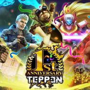 ガンホーとカプコン、『TEPPEN』で「1stアニバーサリーイベント(後半)」を開催! 新シークレットカード、新ヒーロースキン登場