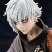 コトブキヤ、『Fate/Grand Order』より「クリプター/カドック・ゼムルプス」を立体化!